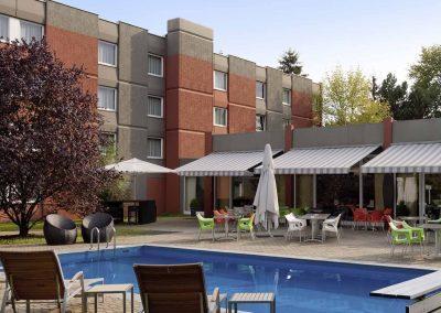 Mercure Hotel Aachen Europaplatz Pool