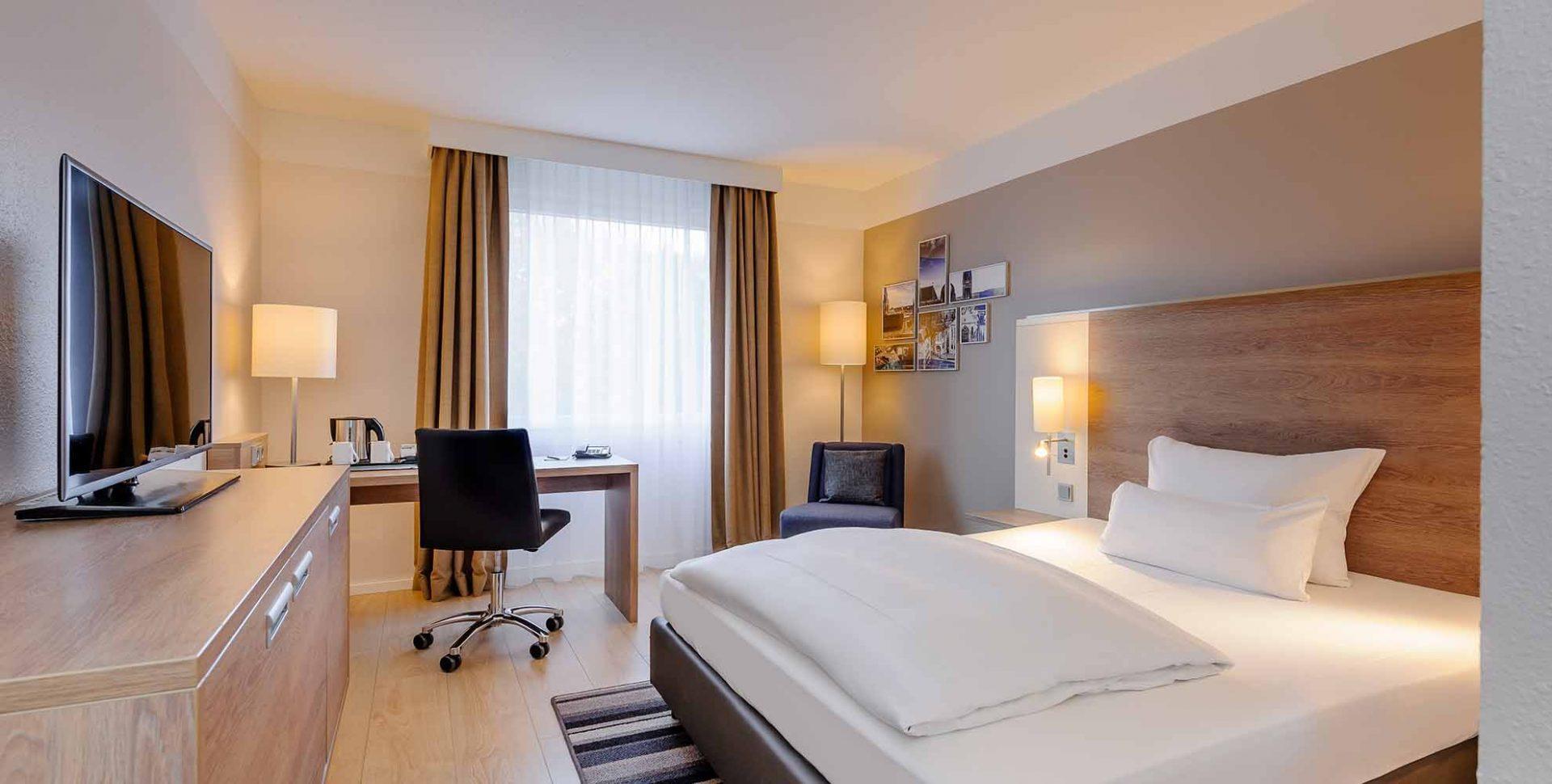 Mercure Hotel Aachen Eutopaplatz