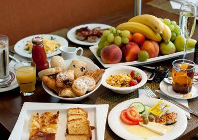 Mercure Hotel Aachen Europlatz Frühstück